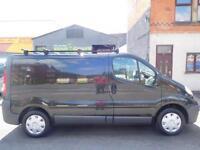 NO VAT! Vauxhall Vivaro 2.0CDTi SWB full service history 1 owner van (5)
