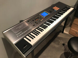 Roland Fantom S-88 Professional Digital Piano  $850 OBO