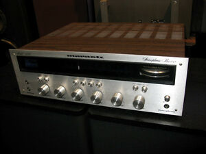 Wanted : Old Marantz Receiver For Parts Windsor Region Ontario image 1
