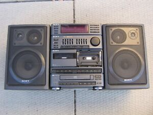 SONY PORTABLE MUSIC SYSTEM