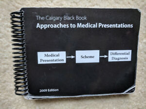 Calgary Black Book - Approaches to Medical Presentation