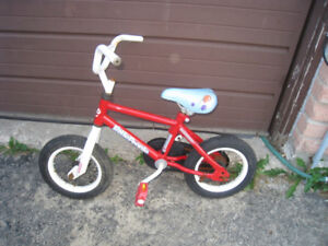 "12.5"" Kids Bikes, some rust but still in very good working cond"