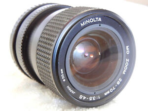 CAMERA MINOLTA X-9 35mm with accessories Gatineau Ottawa / Gatineau Area image 4