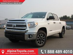 2017 Toyota Tundra TRD Off Road  4x4 - Nav - Sunroof - Heated Se