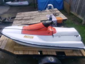 Yamaha wave runner 650