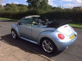 VW Beetle Cabriolet 1.6