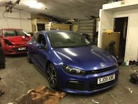 Vw scirocco engine wanted 2.0 fsi manual
