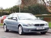 Jaguar X-TYPE 2.1 Classic
