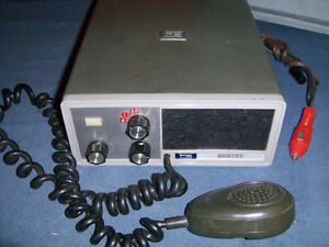VINTAGE SENTRY TRANSCEIVER-CB-PEARCE SIMPSON INC-1970/80S