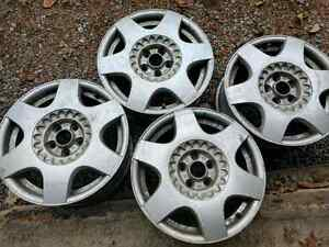 5x100 vw jetta/golf rims Peterborough Peterborough Area image 1