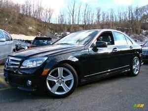 REDUCED FOR QUICK SALE -- 2010 MERCEDES-BENZ C300 4MATIC