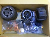 HPI BAJA PARTS AND TIRES $100