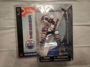 Edmonton Oilers Mcfarlane Figure Messier variant