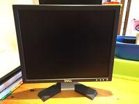 17 inch Dell Computer Monitor