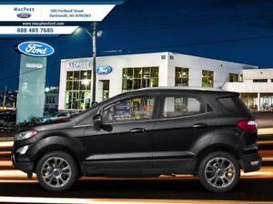 2018 Ford EcoSport SE  - Navigation