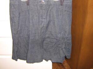 jupes jeans et autres