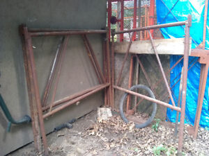 Scaffolding frame for sale