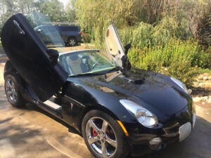 Pontiac Solstice 2006 with only 17,000 kms