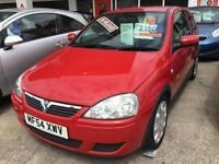 2004 VAUXHALL CORSA 1.2i 16V Design [80] From GBP2150+Retail package.