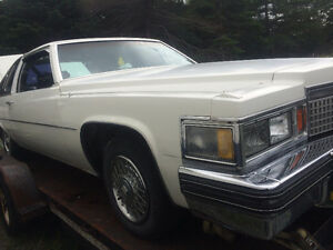 Antique Classic 1979 Cadillac Coupe DeVille