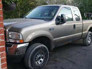2004 Ford F-250 4x4 SUPER DUTY 3000 obo
