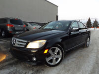 2009 Mercedes-Benz C300 4-MATIC ( GARANTIE TRANSFÉRABLE )