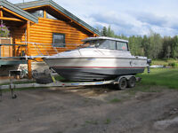1991 Bayliner Trophy 2159, Alaska Bulkhead Model, Mint Condition