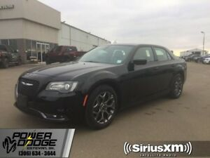 2017 Chrysler 300 S  - Leather Seats -  Bluetooth - $241.05 B/W