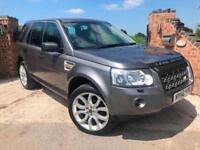 Land Rover Freelander 2 2.2Td4 auto 2008 HSE FULLY LOADED FSH