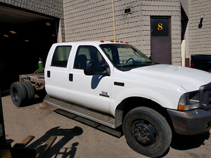 04 Ford F450