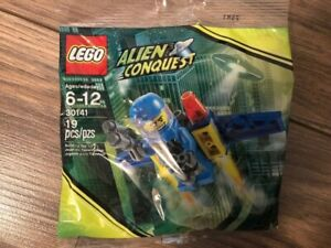 Lego 30141 Alien Conquest Soldier ADU Jet Pack polybag sealed