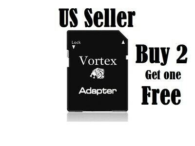 Micro SD Adapter To SD HC SDHC Memory Card Adapter Reader -NEW Buy2 get one free