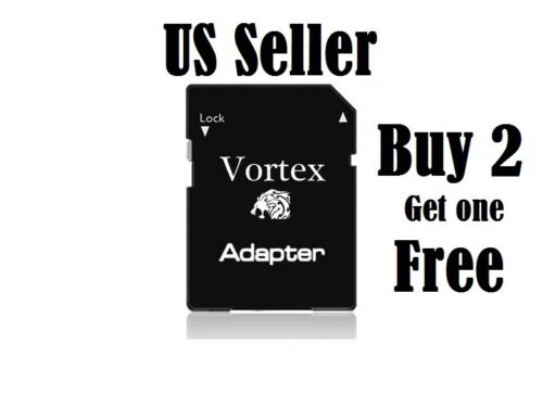 Micro SD to SD HC SDHC Memory Card Adapter Reader - NEW Buy 2 get one free