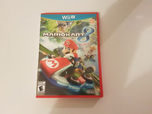 Wii U game Mario Kart 8