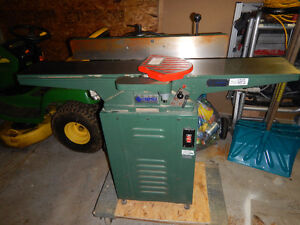 6 Inch Craftex Closed base jointer for sale