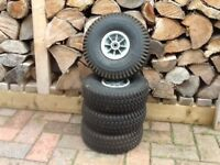 Go kart / buggy wheels