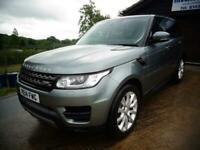 2014 Land Rover Range Rover Sport 3.0 TD V6 SE 4X4 (s/s) 5dr SUV Diesel Automati
