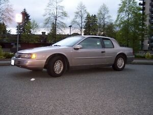 1994 Mercury Cougar XR7 Coupe (2 door)