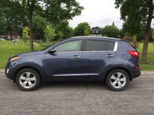 2011 Kia Sportage EX SUV, Remote starter, KIA Extended warranty