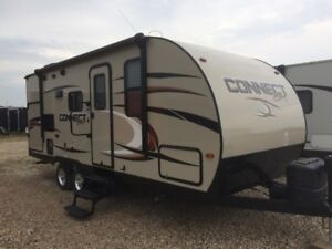 2015 CONNECT 220 - Travel Trailer - Ultra Lite