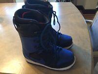 7.5 Nike Vapen Snowboard Boots