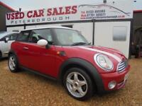 2009 59 MINI HATCH COOPER 1.6 COOPER 3D 118 BHP