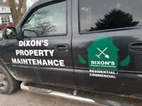 Dixon's Property Maintenance