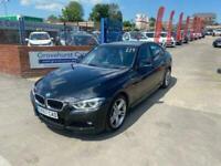 2017 BMW 3 Series 2.0 320D M SPORT 4d AUTO 188 BHP Saloon Diesel Automatic