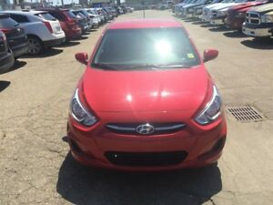 2017 Hyundai Accent (5) GL - at