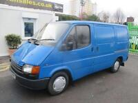 1988 F FORD TRANSIT 2.5 100 DIESEL ENGINE! CLASSIC MK 3 TRANSIT, IN GENTIAN BLUE