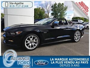 Ford Mustang 2dr Conv GT Premium 2015