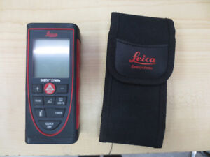 Leica Disto distance measurer