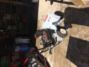 Sears Craftsman 2 Stage Snow blower 24inch 8HP