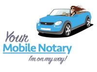 *$25 Notary/Commissioner Services (**mobile services available)